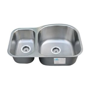 30/70 Offset Sink