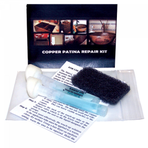 Copper Patina Repair Kit