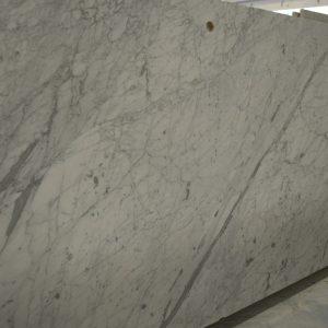 Bianco Gioia Granite slab