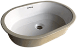 Continental Ceramic Sinks Turbo