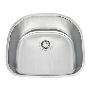 D-Bowl Sink