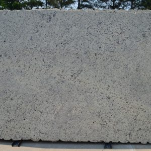 White Ornamental Granite